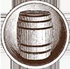 Grand Cru Estates Brown Barrel Icon
